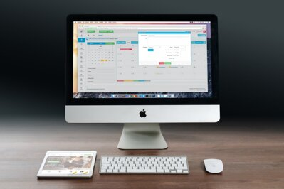 Apple Desk office 2.0